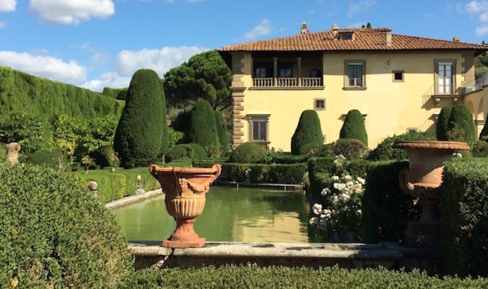 Villa Gamberaia feature
