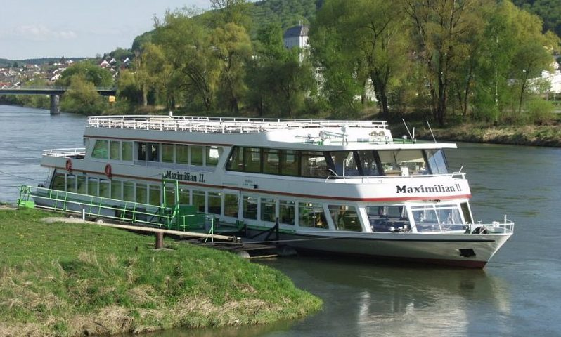 Cruising on the Danube, Bavaria