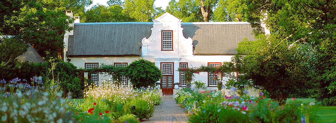 SLIDER-GD1704-Vergelegen-Homestead-from-Octagonal-garden