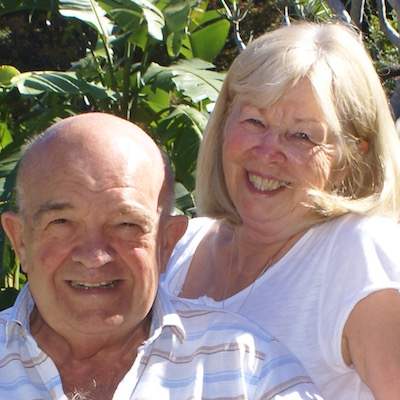 Margie and Tim <br>Scarborough